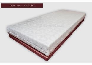 Saltea Memory Basic 2+12 cm 160x200 cm