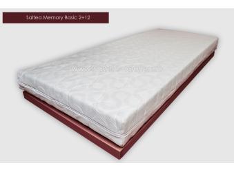 Saltea Memory Basic 2+12 cm