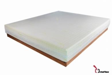Saltea Memory Bamboo 7+15 cm 120x190 cm