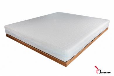 Saltea Memory Confort 3+15 cm 160x200 cm Silver