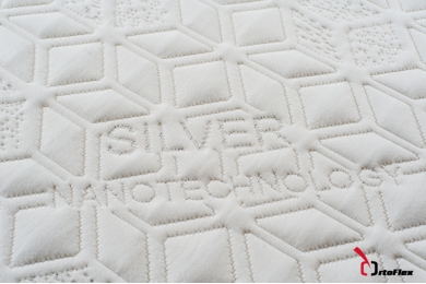 Saltea Ortopedic Silver 160x200 cm