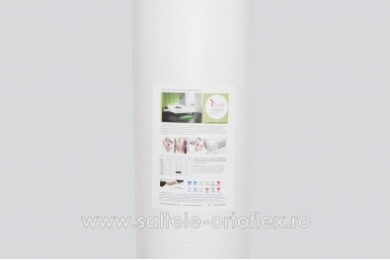 Saltea Memory Confort 3+15 cm 160x190 cm Silver