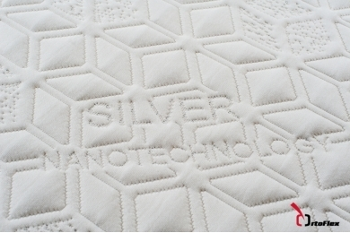 Saltea Ortopedic Silver 80x190 cm