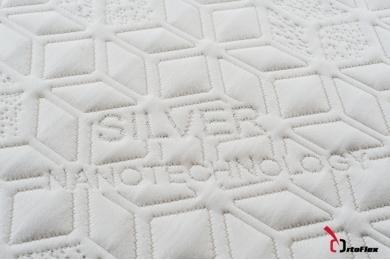 Saltea Ortopedic Silver 120x200 cm