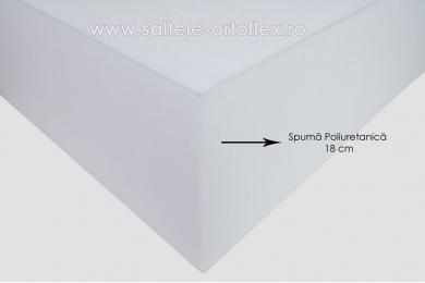 Saltea Confort Plus 90x200 cm