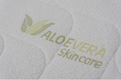 Saltea Memory Superior 5+13 cm 120x200 cm Aloe Vera