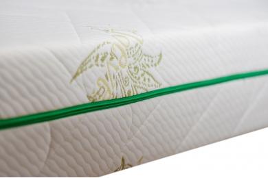 Saltea Strong Ortopedic 160x200 cm Aloe Vera